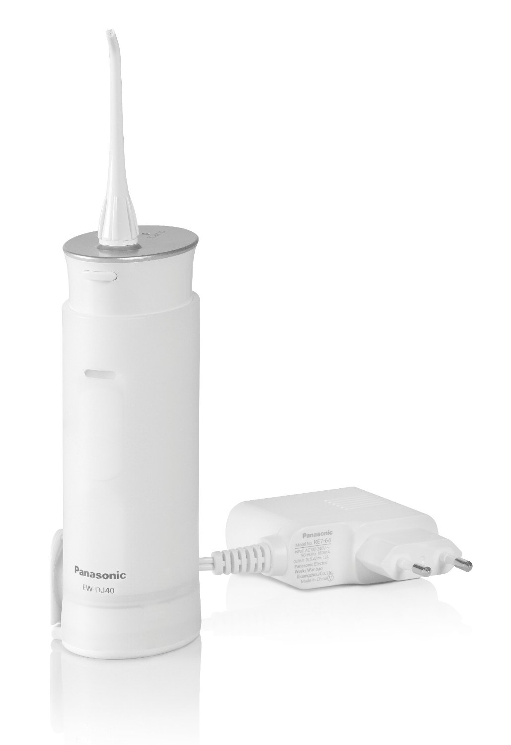 Panasonic EW-DJ40 DentaCare Cordless Rechargeable Oral Irrigator